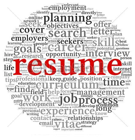 What should your 2021  resume look like?