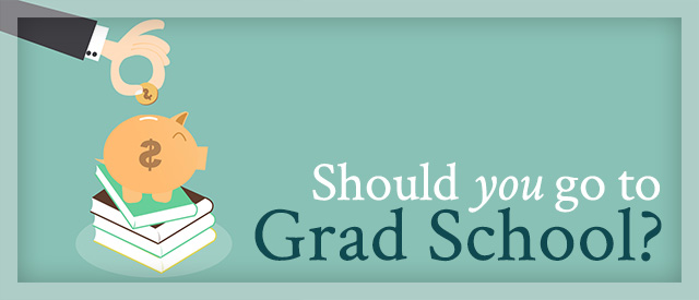 Questions to ask yourself before applying to graduate school