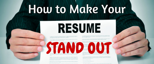 What to include in your resume to make it stand out from the competition?