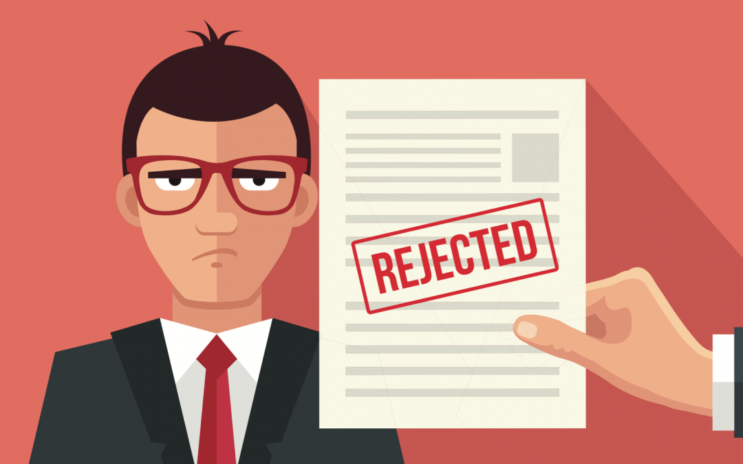 Question: What are the top reasons some Candidates Fail to Land a New Job?